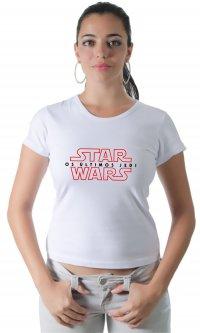 Camiseta Os últimos jedi Star Wars