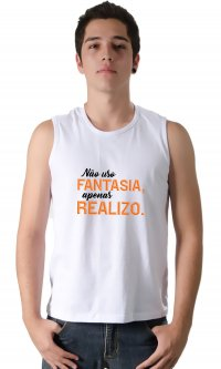 Camiseta Fantasia