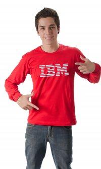 Camiseta IBM