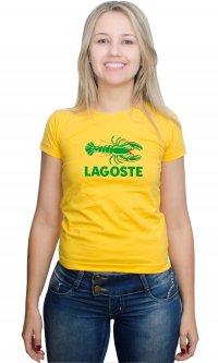 Camiseta Lagoste
