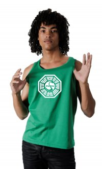 Camiseta Lost - projeto Dharma