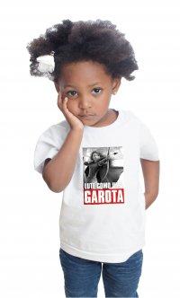 Camiseta Lute como uma garota Merida