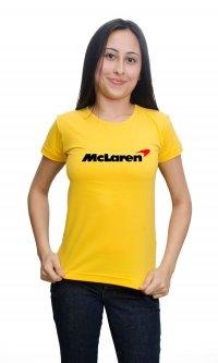 Camiseta Mclaren