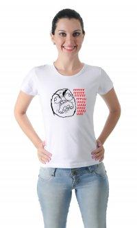 Camiseta Meme Fuuu