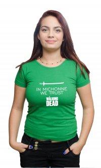 Camiseta Michonne TWD
