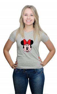 Camiseta Minnie 01