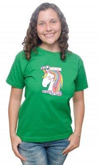 Camiseta Seja o Arco-íris