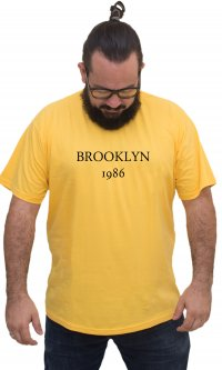 Camiseta Brooklyn 1986