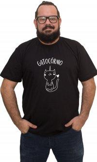 Camiseta Gatocórnio