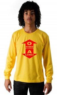 Camiseta O Homem A Lenda