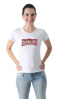 Camiseta Os Vingadores (The Avengers)