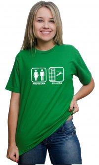 Camiseta Problema, solução 03