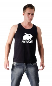 Camiseta Rabbit Fast Food