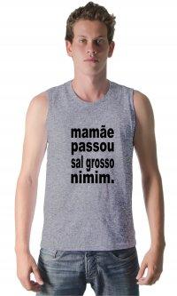 Camiseta Sal Grosso