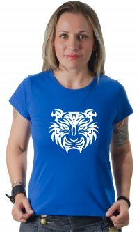 Camiseta Tigre tribal