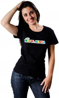 Camiseta Trem da Alegria