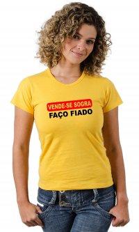Camiseta Vende-se Sogra