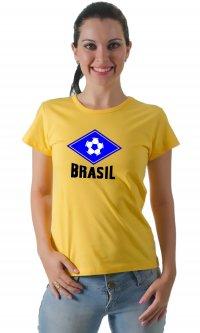 Camiseta Brasil futebol