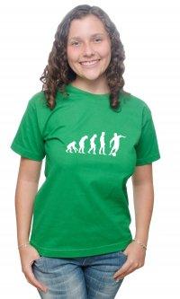 Camiseta Evolução futebol