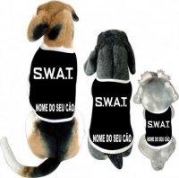 Cãomiseta - SWAT