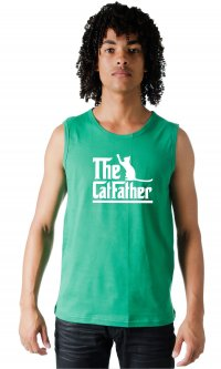 Camiseta The Catfather