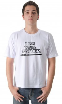 Camiseta I am your father