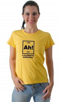 Camiseta Elemento surpresa