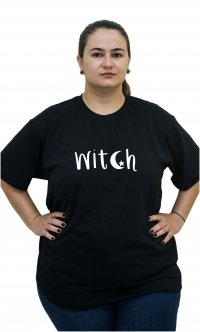 Camiseta Witch