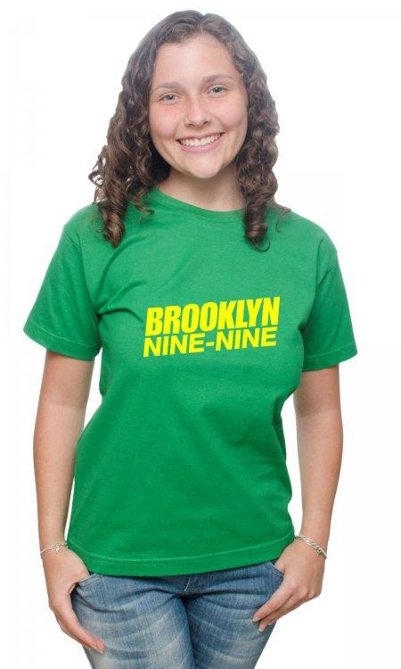CAMISETA BROOKLYN 99 Código do produto  Camiseta Brooklyn 99 aca4155d9e0