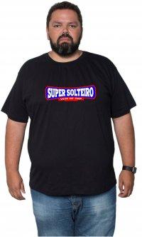 Camiseta Super solteiro