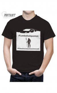 Camiseta Lambo do Aquaman