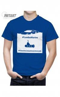 Camiseta Lambomarine