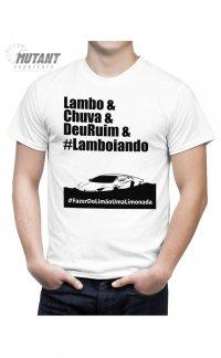 Camiseta Lamboiando