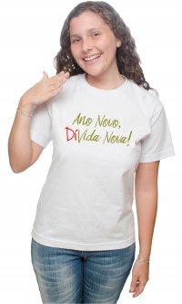Camiseta Dívida Nova