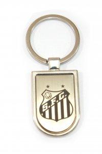 Chaveiro Brasão Escudo do Santos