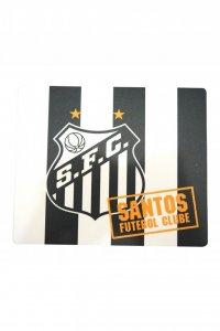 Mouse Pad Retangular Escudo do Santos