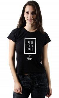 Camiseta Positividade - Casal Ruts