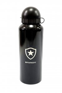 Squeeze Preto 500ml Escudo do Botafogo