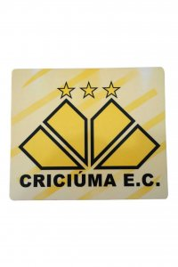 Mouse Pad Retangular Escudo do Criciúma