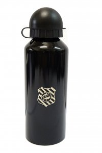 Squeeze Preto 500ml Escudo do Figueirense