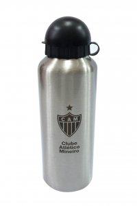 Squeeze Prata 500ml Escudo do Atlético Mineiro
