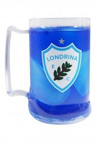 Caneca Gel Azul 400ml do Londrina