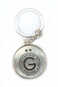 Chaveiro Bola Escudo do Goiás