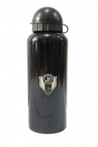 Squeeze Preto 500ml Escudo do Joinville