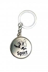 Chaveiro Bola Mascote do Sport