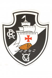 Mouse Pad Escudo do Vasco