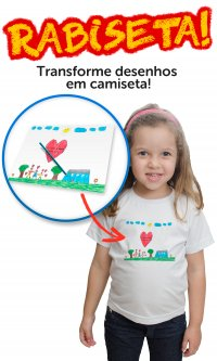 Camiseta Rabiseta